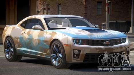 Chevrolet Camaro ZL1 R-Tuned PJ3 for GTA 4