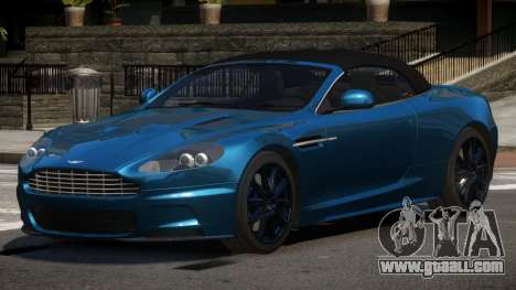 Aston Martin DBS RT for GTA 4