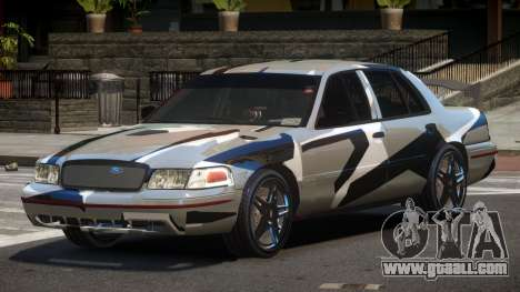 Ford Crown Victoria R-Tuned PJ6 for GTA 4