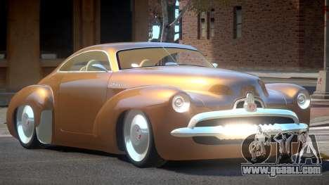 Holden Efijy Old for GTA 4