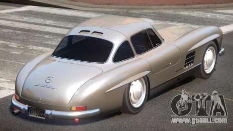 1956 Mercedes Benz 300SL for GTA 4