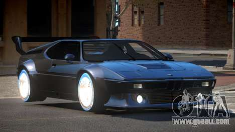 BMW M1 SR for GTA 4