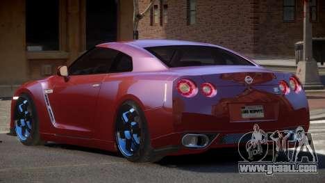 Nissan GTR S-Tuned for GTA 4