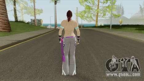 Christie V1 (Tekken) for GTA San Andreas