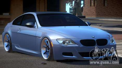 BMW M6 E63 LS for GTA 4