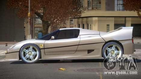 Ferrari F50 GT for GTA 4