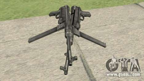 MP40  (Mafia 2) for GTA San Andreas