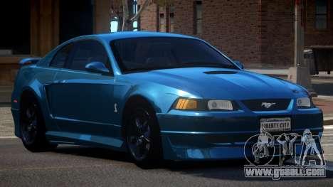 Ford Mustang SVT-97 for GTA 4