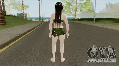 Hot Kokoro Summertime V4 (Jungle Version) for GTA San Andreas