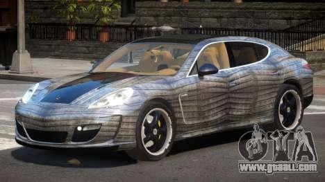 Porsche Panamera ML PJ2 for GTA 4