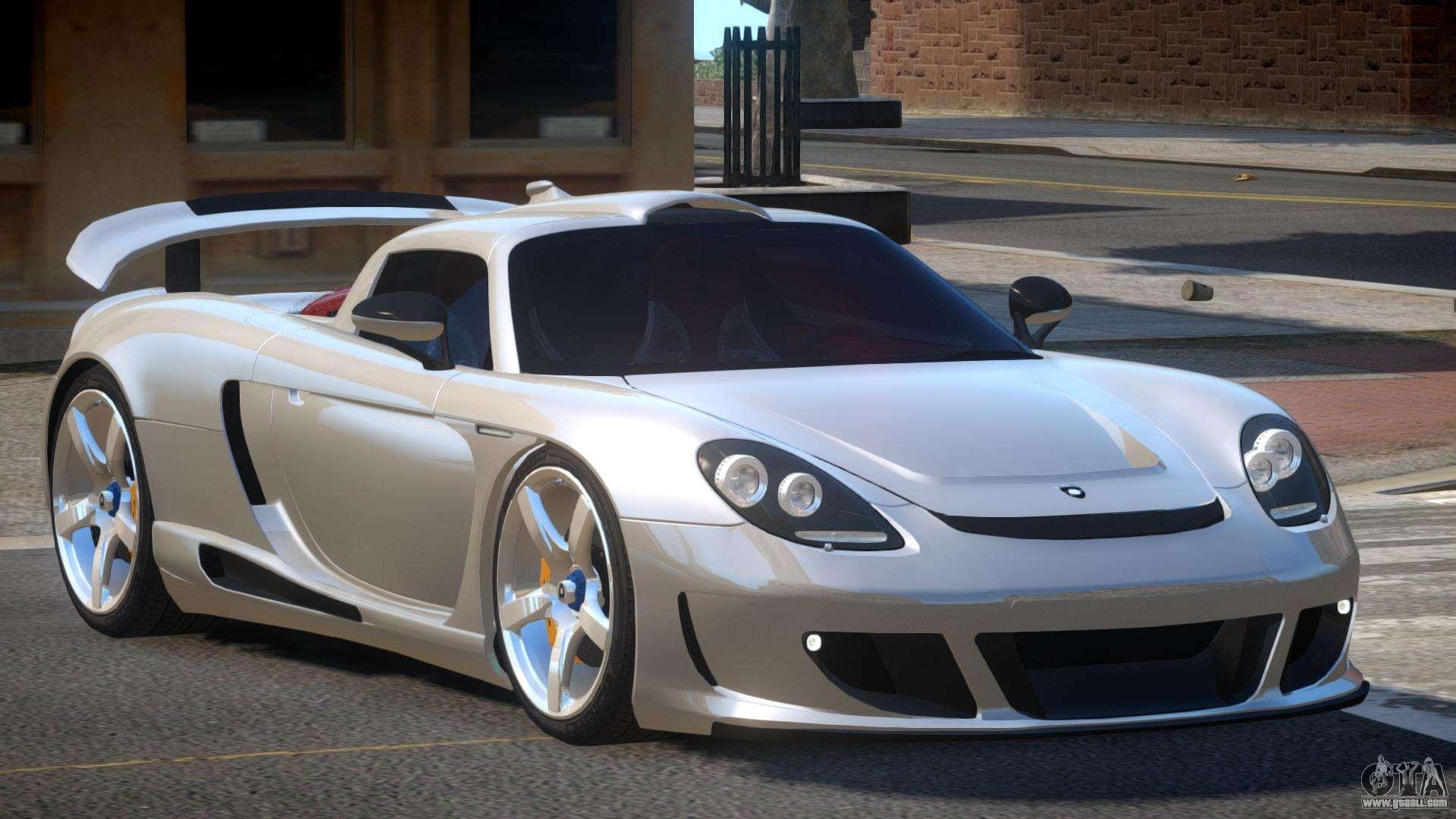 Porsche Carrera Gt Suomessa