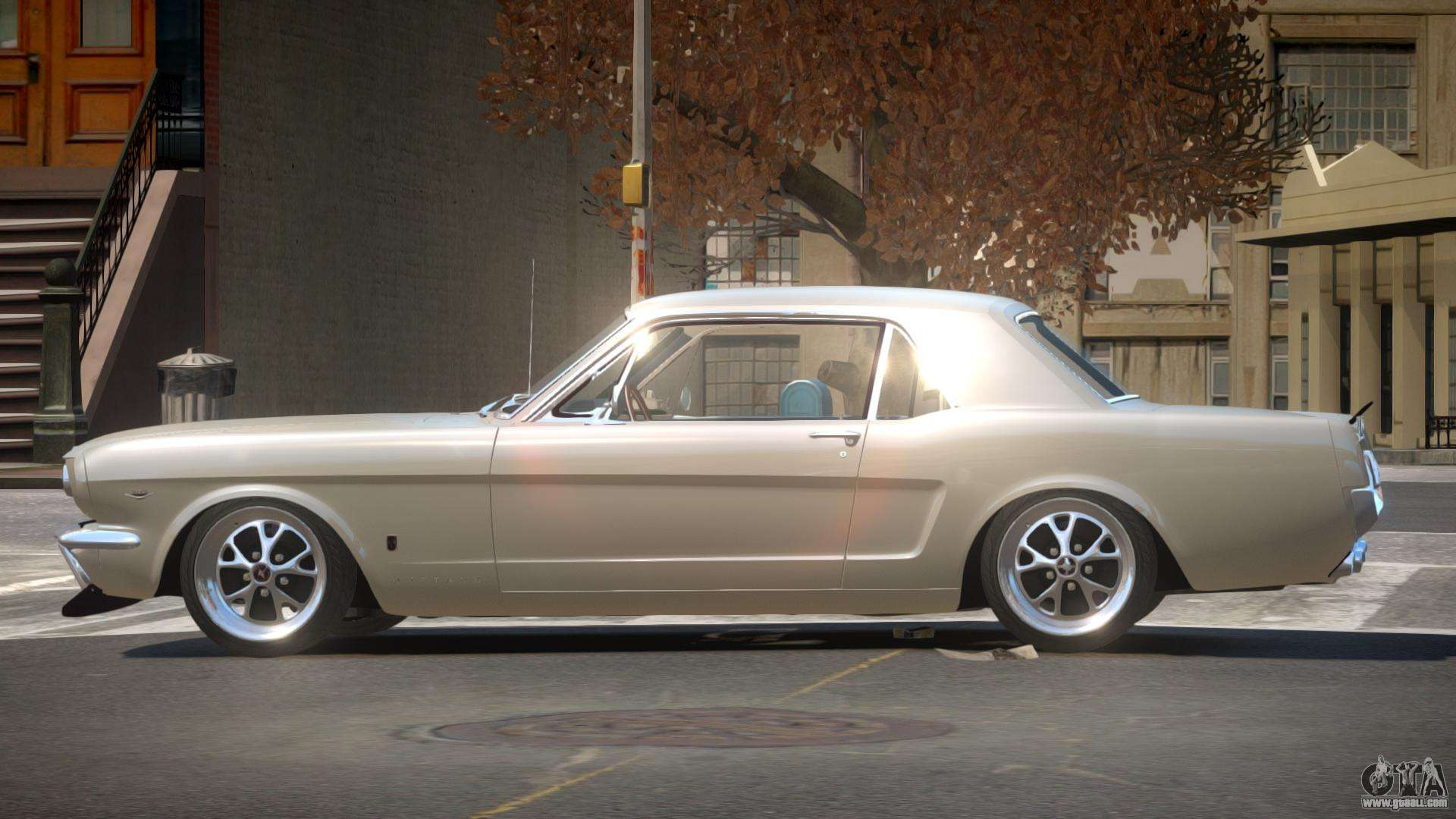 Is There A 1963 Mustang