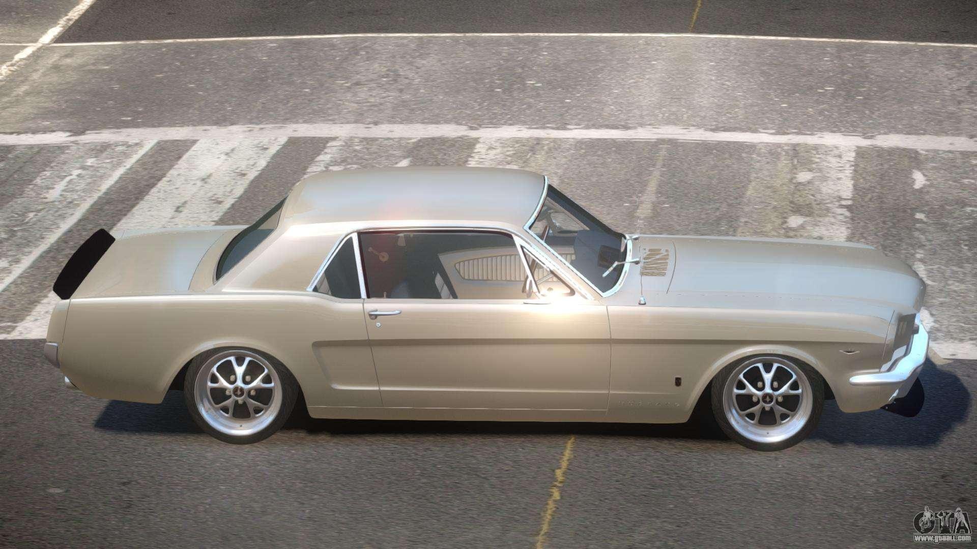 1963 Mustang Specs