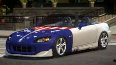 Honda S2000 SR PJ3 for GTA 4