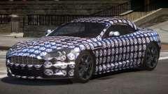 Aston Martin DBS RT PJ5 for GTA 4