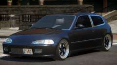 Honda Civic RTS for GTA 4