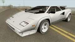 Lamborghini Countach LP400S 1978 for GTA San Andreas