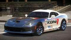Dodge Viper SRT D-Tuned PJ4 for GTA 4