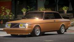 1982 Volvo 242 Turbo for GTA 4