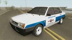 VAZ 21099 (Municipal Police)