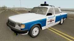 GAZ 31029 Volga (Municipal Police) for GTA San Andreas