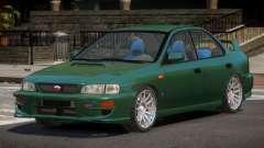 Subaru Impreza WRX R-Style for GTA 4