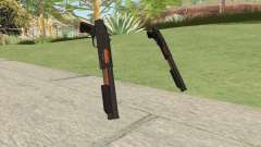 Sawed-Off Shotgun GTA V (Orange) for GTA San Andreas