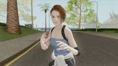 Jill Valentine V3 (RE3 Remake) for GTA San Andreas