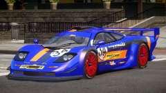 McLaren F1 G-Style PJ5 for GTA 4