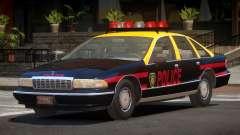 1995 Chevrolet Caprice Police for GTA 4