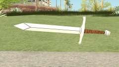 Trunks Sword for GTA San Andreas