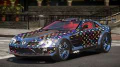 Mercedes Benz SLR H-Style PJ4 for GTA 4