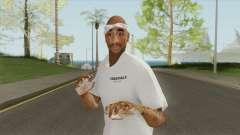 2Pac (HQ) for GTA San Andreas