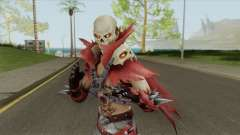 Fire Skeleton (Free Fire) for GTA San Andreas