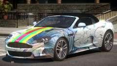 Aston Martin DBS LT PJ2 for GTA 4