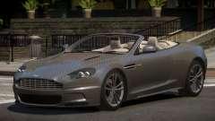 Aston Martin DBS Volante PJ1 for GTA 4