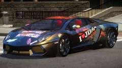 Lamborghini Aventador LP700 RP PJ2 for GTA 4