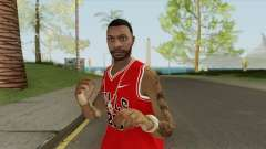 Random Male V1 (Chicago Bulls) for GTA San Andreas
