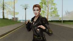 Black Widow for GTA San Andreas