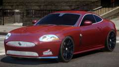 Jaguar XKR-S V2.1 for GTA 4