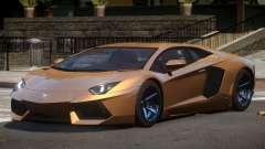 Lamborghini Aventador S-Style for GTA 4