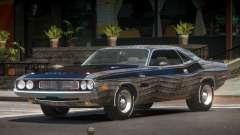 1972 Dodge Challenger RT PJ5 for GTA 4