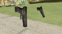 Glock (GTA SA Cutscene) for GTA San Andreas
