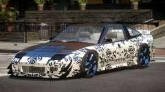 Nissan 240SX D-Style PJ5 for GTA 4