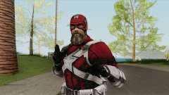 Red Guardian (Black Widow Movie) for GTA San Andreas