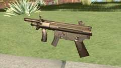 MP5K (GTA LCS) for GTA San Andreas