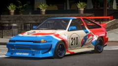 Toyota Corolla GT S-Tuning PJ4 for GTA 4