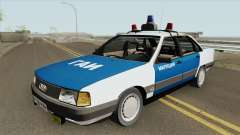 Audi 100 (Police) 1992 for GTA San Andreas