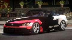 Honda S2000 SR PJ5 for GTA 4