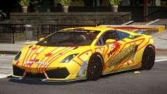 Lamborghini Gallardo LP560 SR PJ3 for GTA 4